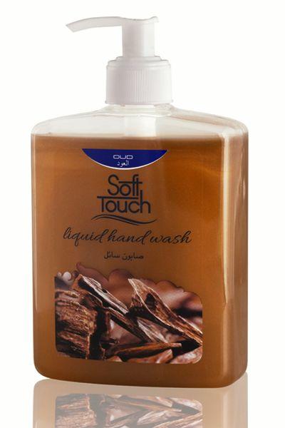 Soft Touch Liquid Hand Wash Oud 500 ml