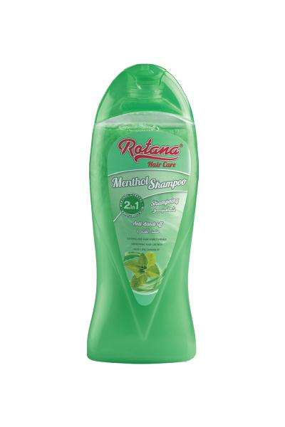 Rotana Shampoo Mentol Extract