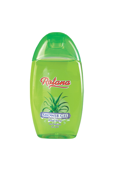 Rotana Shower Gel Aloe Vera